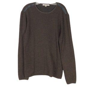 John Varvatos Artisan Alpaca Silk Luxury Sweater